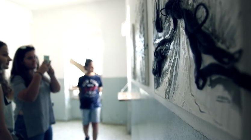 Έκθεση σύγχρονης τέχνης στα Λαγκάδια ορεινής Αρκαδίας